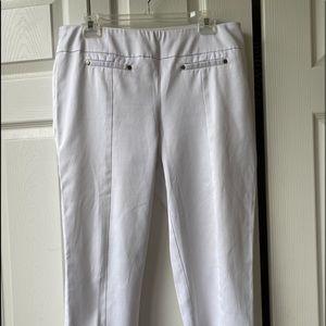Pants - Ladies trousers White pants